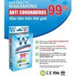 Khẩu trang y tế Wakamono