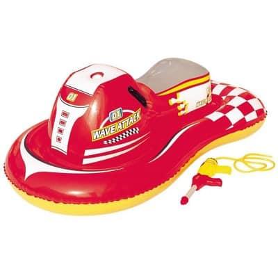 Phao bơi Bestway hình moto cho bé trai