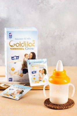 Công thức ưu việt giúp trẻ ăn ngon, ngủ ngon và tăng cân đ�u chỉ sau 1 - 2 tuần sử dụng