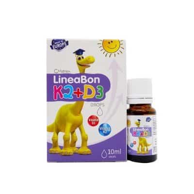 Lineabon Vitamin D3 + K2