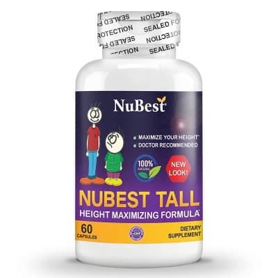 NuBest Tall - sản phẩm của Mỹ