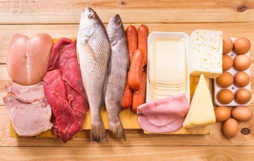 Bột ăn dặm vị mặn kết hợp thịt cá giàu chất đạm