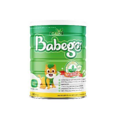 Babego cho trẻ từ 0 - 12 tháng tuổi