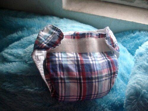 Chiếc bỉm này giúp mẹ mặc cho bỉm cho con cực kỳ nhanh và tiện lợi