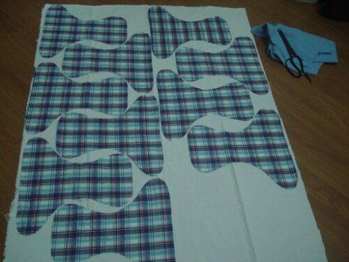 Đây là cách giúp mẹ tiết kiệm vải nhất khi cắt