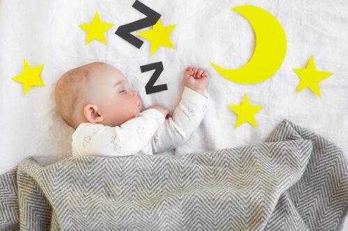 Trẻ mặc bỉm xuyên đêm sẽ có giấc ngủ ngon hơn