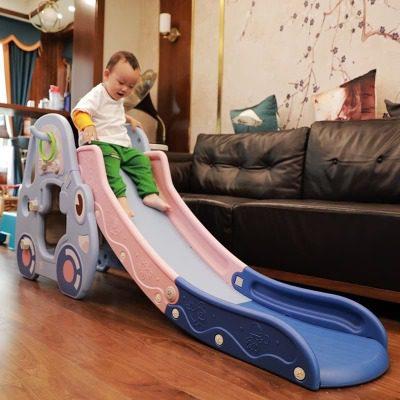 Lắp đặt và sử dụng cầu trượt đúng cách để đảm bảo an toàn cho bé