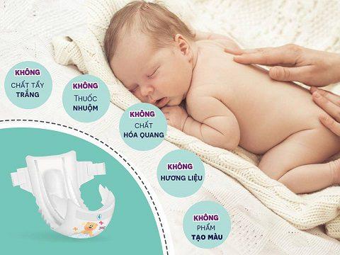 Những loại bỉm chất lượng cao sẽ bảo vệ con của bạn tốt hơn