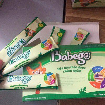 Mình mới đổi sang loại Babego từ 3 tuổi nhưng mua dạng gói cho tiện lợi hơn