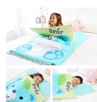 Sét túi ngủ Hàn Quốc đáng yêu cho bé