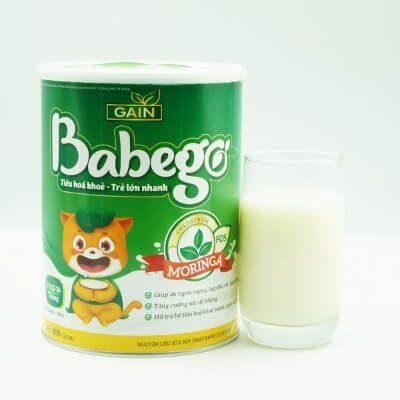 Giá bán sản phẩm khá cao so với các loại sữa Việt khác