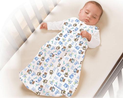 Túi ngủ chống giật mình cho bé