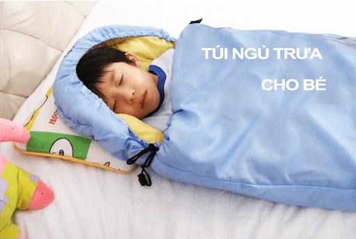 Túi ngủ dành cho trẻ lớn