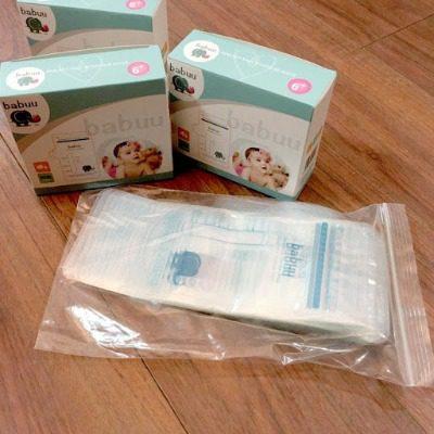 Một hộp thường có từ 30 - 60 túi trữ, giá thành không hề đắt