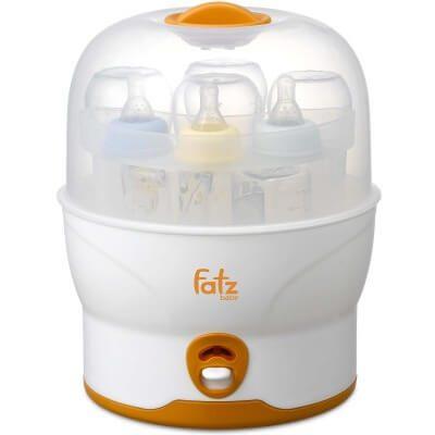 Máy tiệt trùng bình sữa Fatzbaby Fb4019sl bằng hơi nước