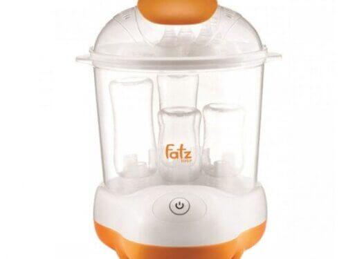 Máy tiệt trùng bình sữa Fatzbaby giá bao nhiêu?