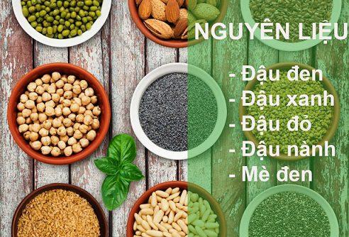 Bạn hãy dựa theo thành phần dinh dưỡng để chọn nguyên liệu làm ngũ cốc tăng cân