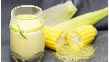 cách làm sữa ngô bằng máy làm sữa hạt