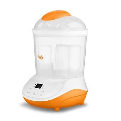 Máy tiệt trùng sữa hơi nước sấy khô Fatzbaby