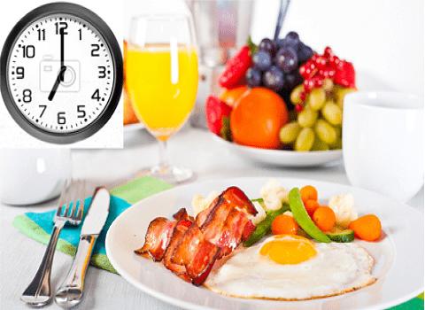Từ 7-8 giờ sáng là thời gian tốt nhất để sử dụng ngũ cốc trong ngày