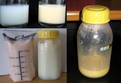 sữa non màu gì sữa non xuất hiện khi nào