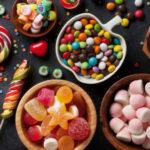 ăn kẹo có béo không